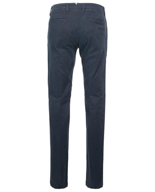Pantalon ajusté en coton mélangé ELEVENTY
