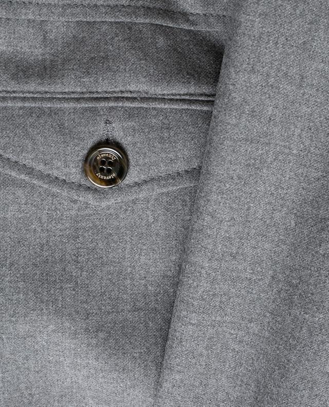 Hose aus Wollmischgewebe ELEVENTY