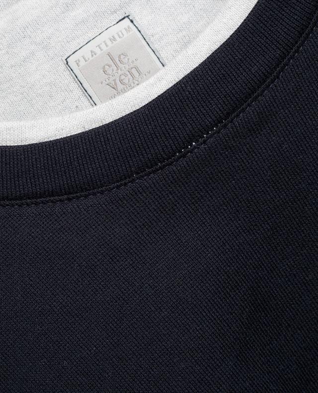 Cotton T-shirt ELEVENTY