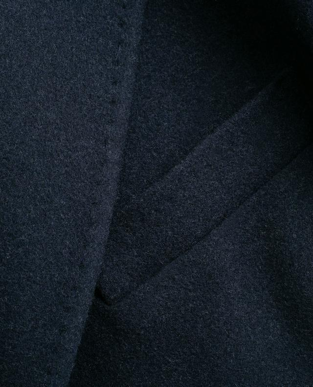 Wool and cashmere coat ELEVENTY