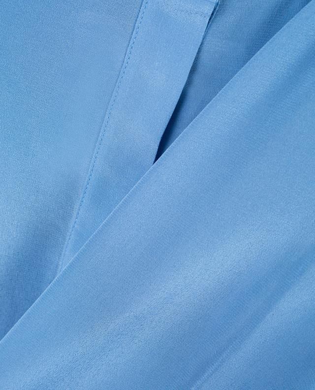 Ubicato sleeveless bi-material top WEEKEND MAXMARA