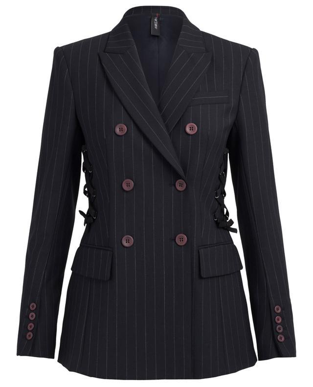 63c7a2816744 MARC CAIN Virgin wool blend blazer - Bongénie-Grieder