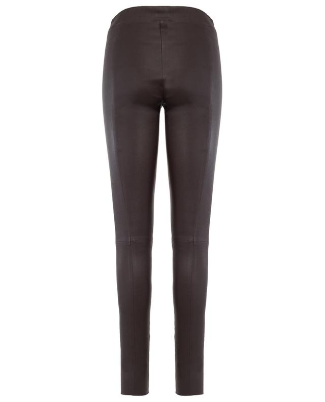 Leggings aus Leder MARC CAIN