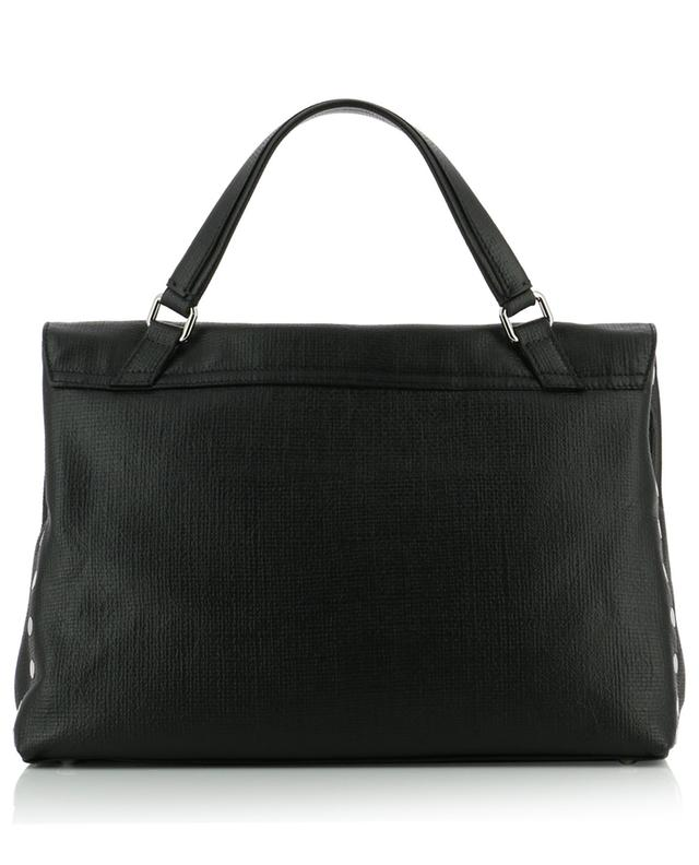 Postina M Curturo textured leather bag ZANELLATO