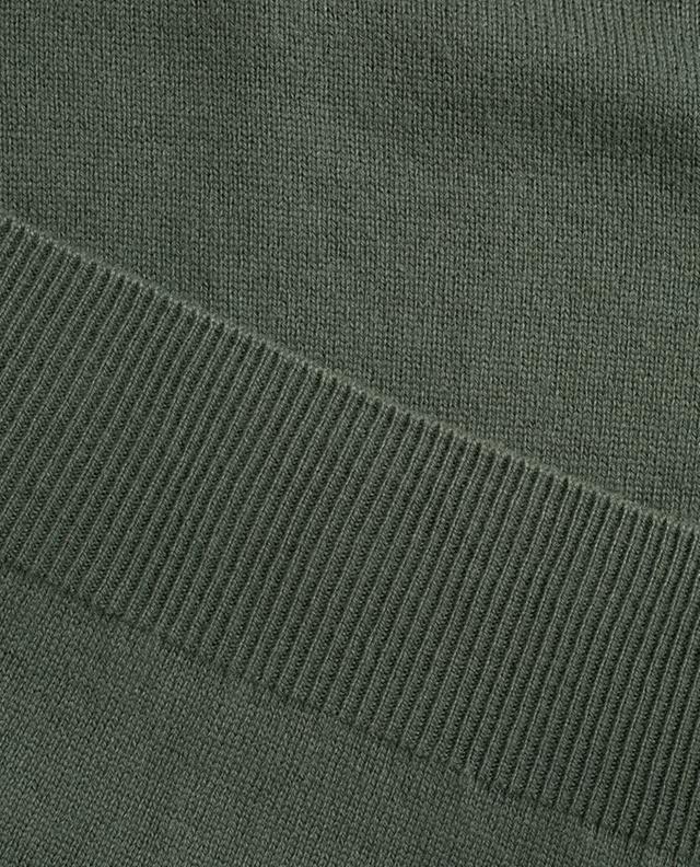 Turtle neck cashmere jumper MAURIZIO BALDASSARI