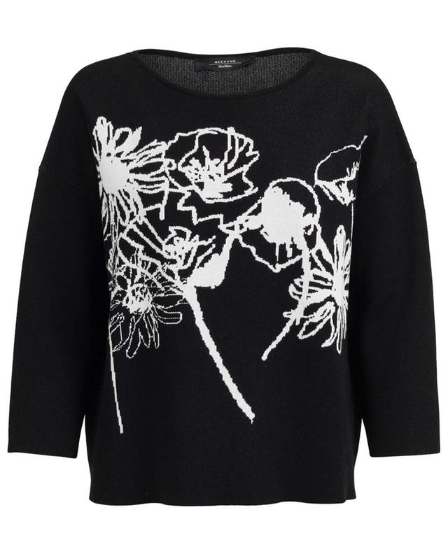 Maiella jacquard jumper WEEKEND MAXMARA