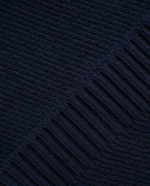 Pull à col roulé en laine mérinos DONDUP