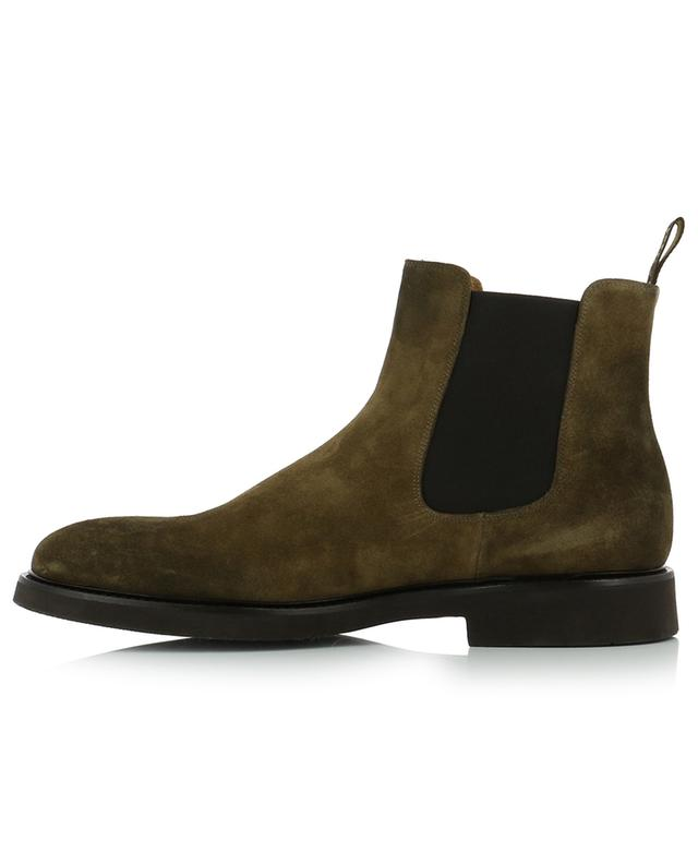 Point suede ankle boots DOUCAL'S