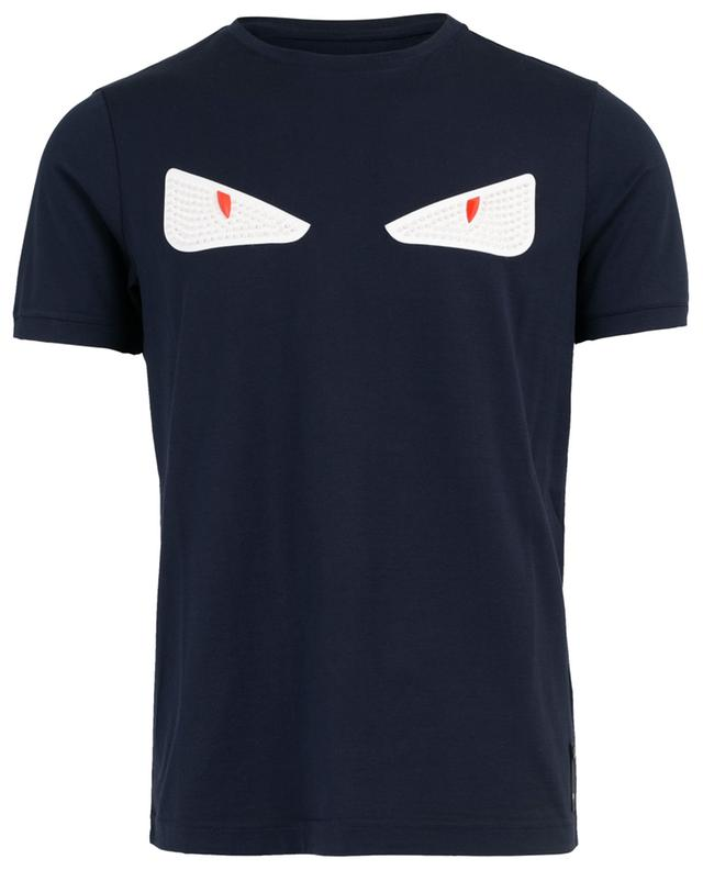 T-Shirt aus Baumwolle Bag Bugs FENDI