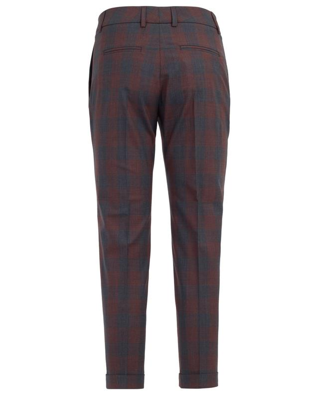 Violette virgin wool blend trousers PIAZZA SEMPIONE