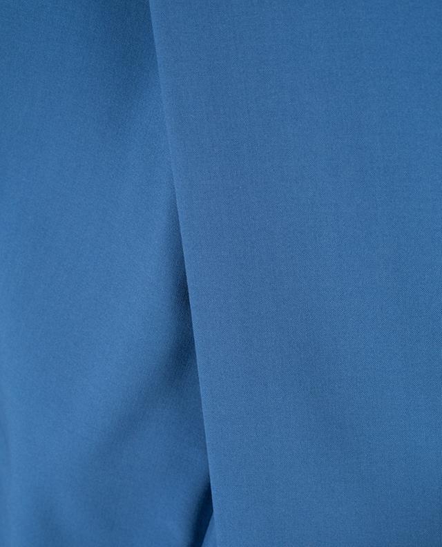 Monia virgin wool blend trousers PIAZZA SEMPIONE