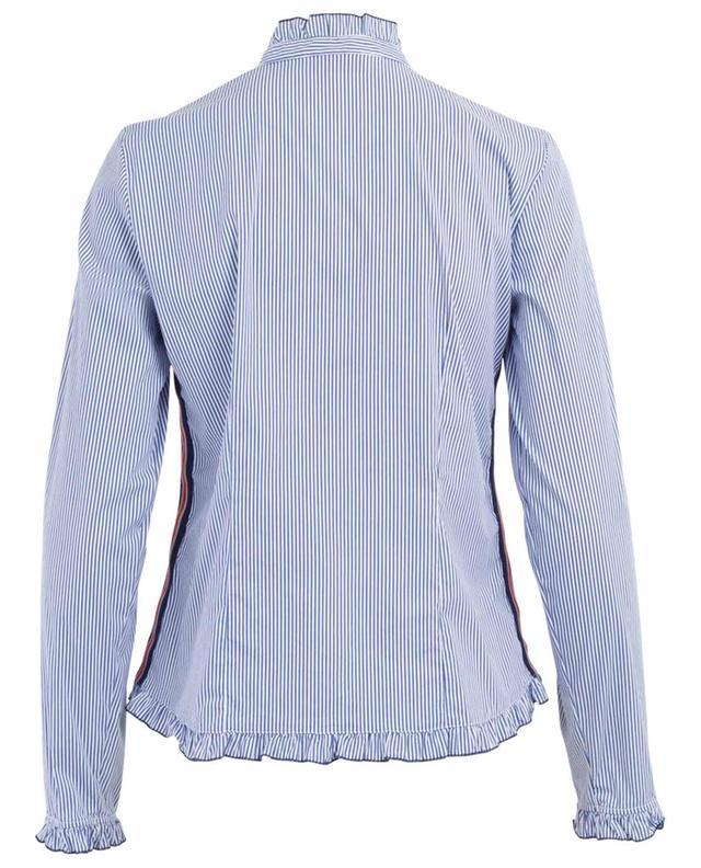 Gestreiftes Hemd aus Baumwollmix LA CAMICIA