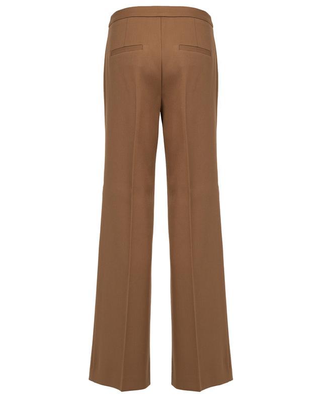 Wide-leg wool trousers WINDSOR