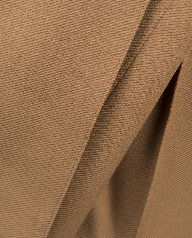 Weite Hose aus Wolle WINDSOR