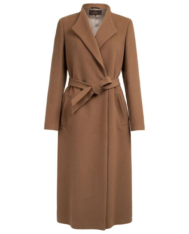 Camel hair coat WINDSOR
