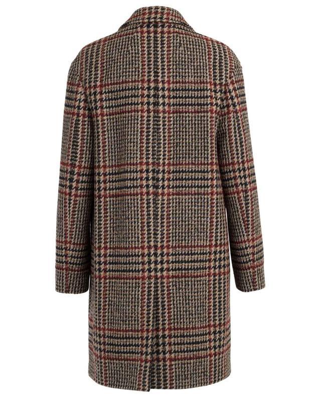Virgin wool coat WINDSOR
