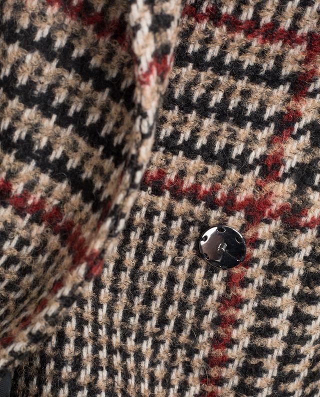 Manteau en laine vierge WINDSOR