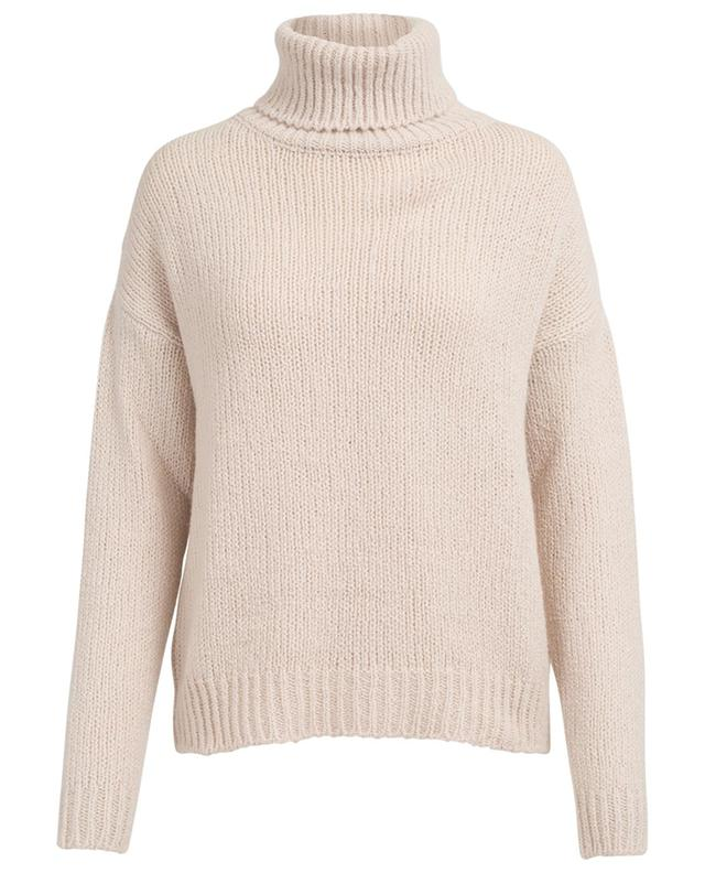 Virgin wool and cashmere jumper WINDSOR
