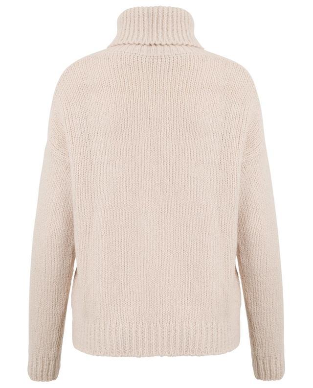 Pull en laine vierge et cachemire WINDSOR