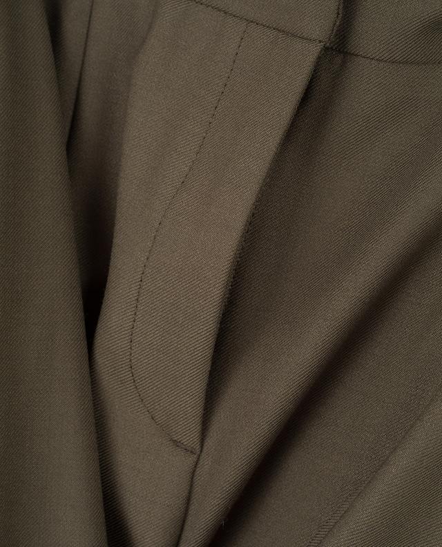 Weite Hose aus Wollmischgewebe TWINSET