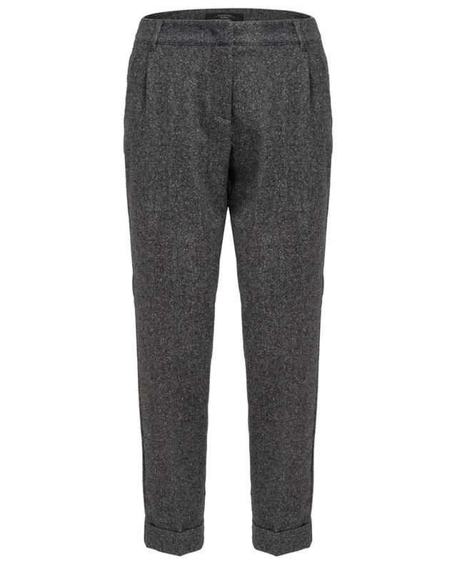 Pantalon en tweed Bergamo WEEKEND MAXMARA