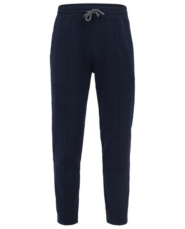 Cotton blend jogging trousers BRUNELLO CUCINELLI