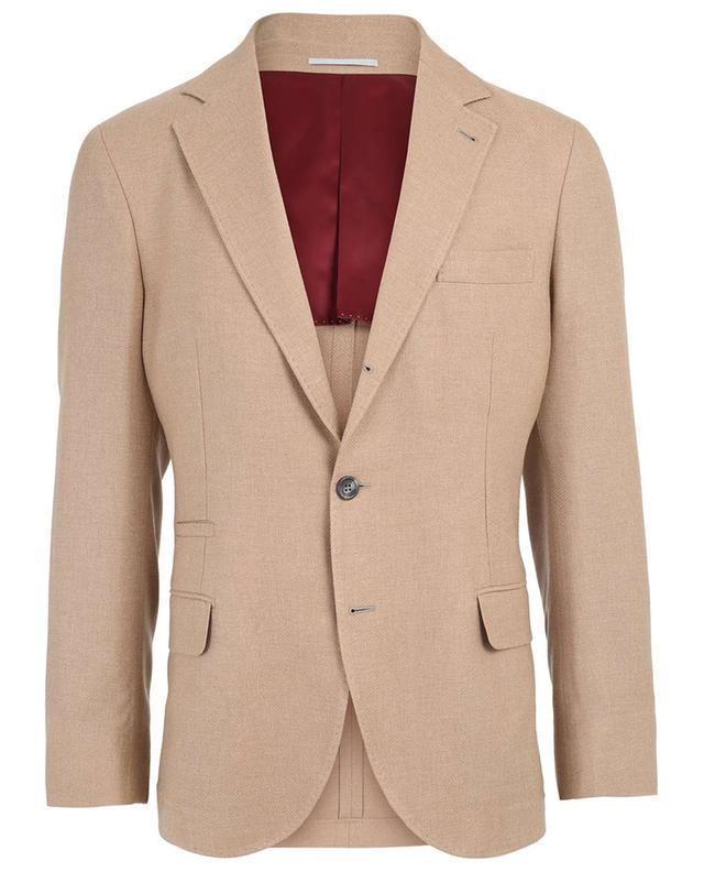 Cashmere and silk blazer BRUNELLO CUCINELLI