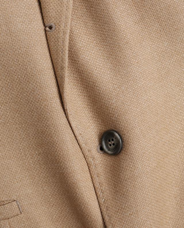 Cashmere and silk blazer BRUNELLO CUCINELLI