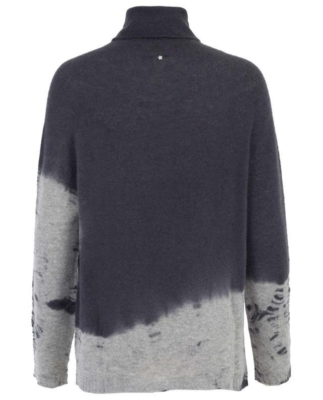 Pullover aus Kaschmir mit Tie-and-Dye-Look LORENA ANTONIAZZI
