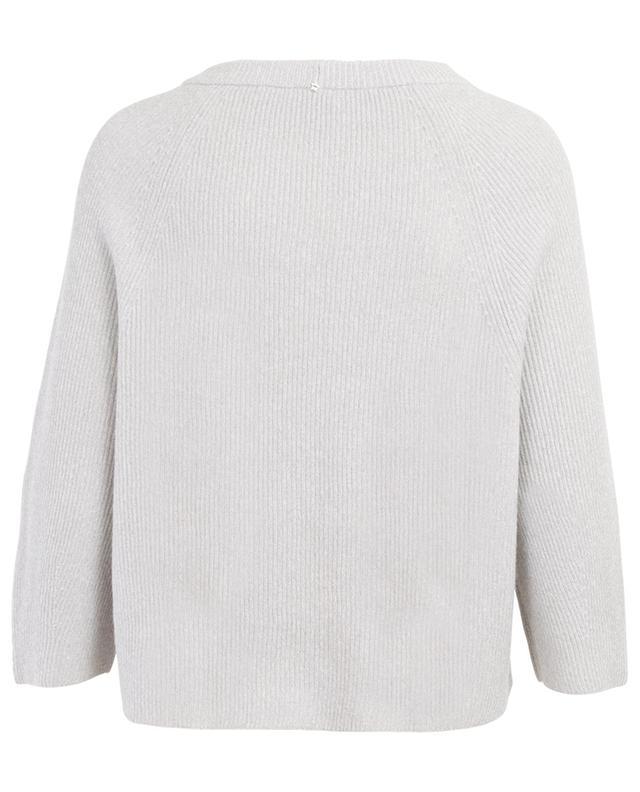 Pullover aus Kaschmirmix und Pailletten LORENA ANTONIAZZI