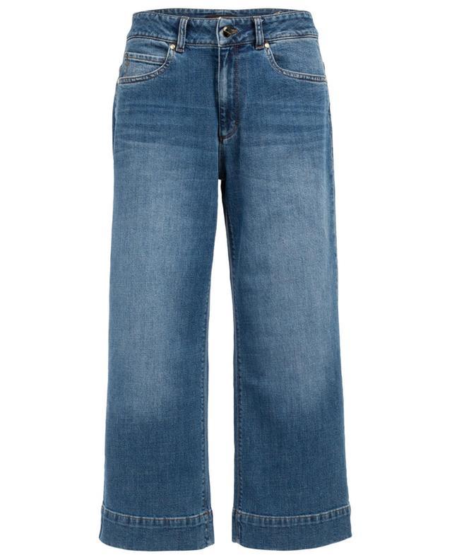 Cropped wide-leg jeans WINDSOR