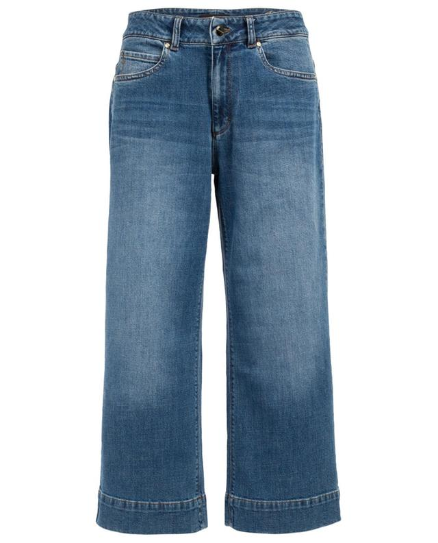 Cropped wide-leg jeans WINDSOR