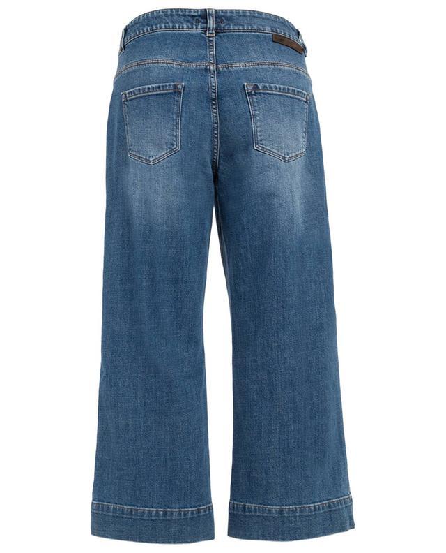 Gekürzte weite Jeans WINDSOR