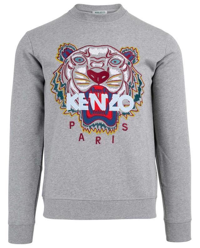 KENZO Tiger Classic cotton sweatshirt - Bongénie-Grieder bcc48c069a3