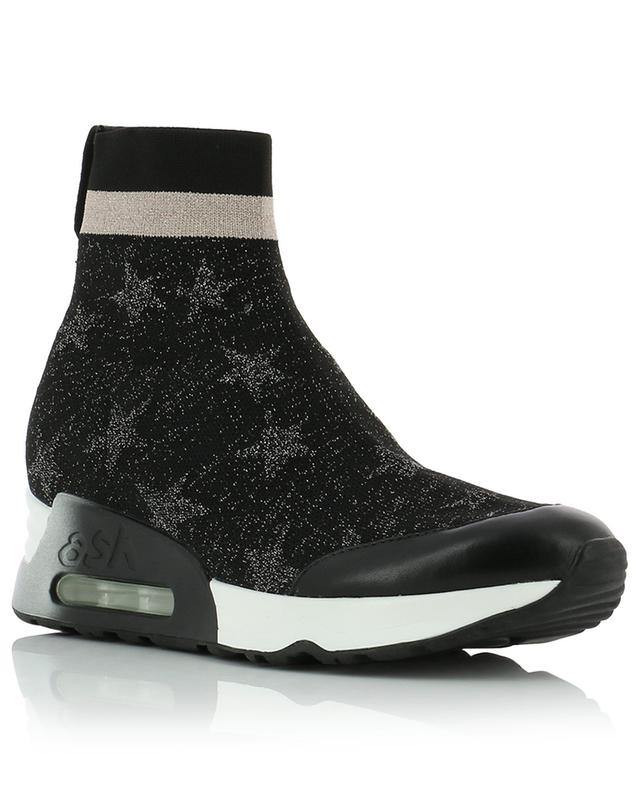 Hohe Slip-on Sneakers Lulla Star ASH