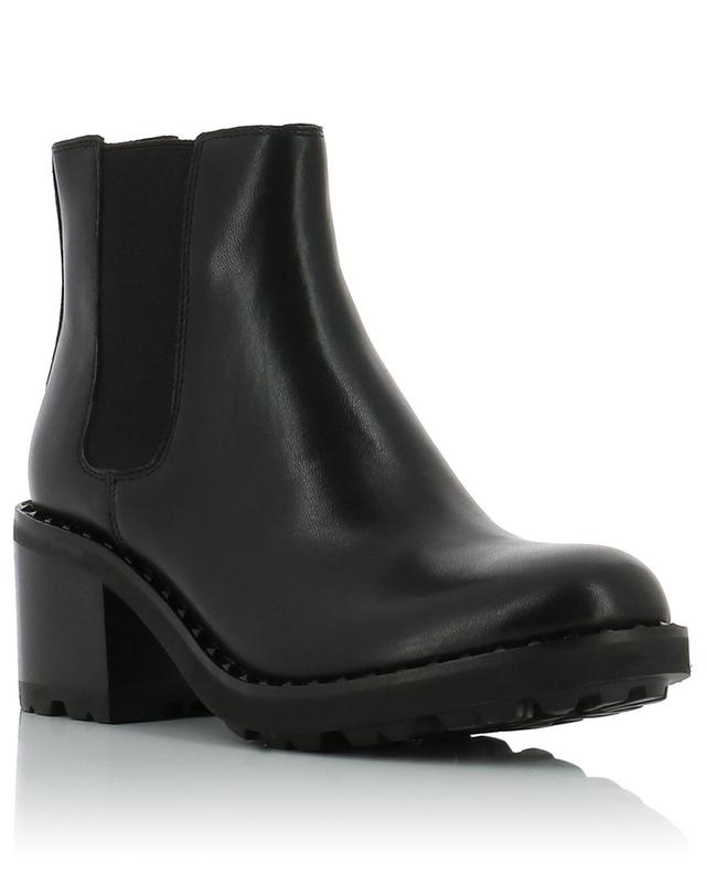 Bottines en cuir Xao ASH