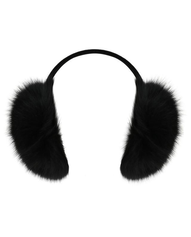Ohrenschützer aus Fuchspelz YVES SALOMON