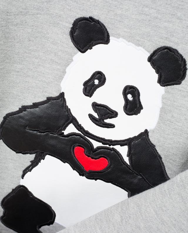 Sweat-shirt en coton Love Fighter QUANTUM COURAGE