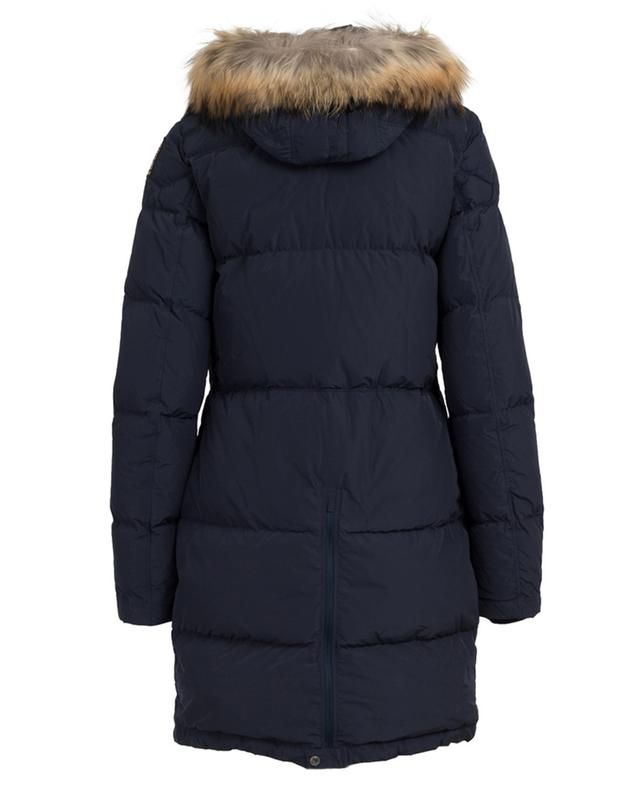 Parka avec fourrure Light Long Bear PARAJUMPERS