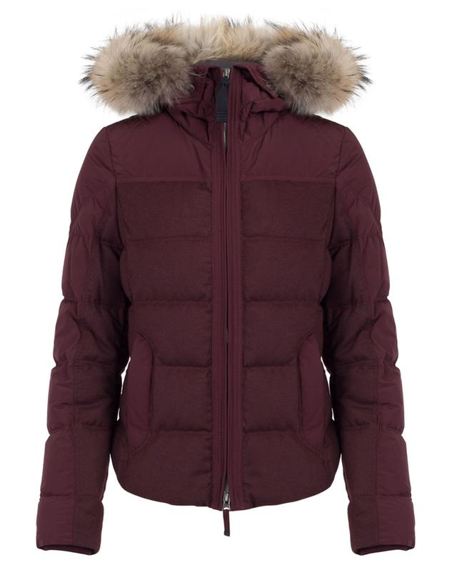 Koko virgin wool down jacket PARAJUMPERS