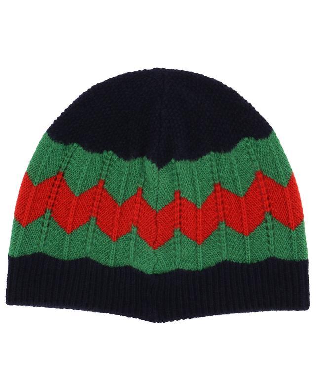 Bonnet en laine GUCCI