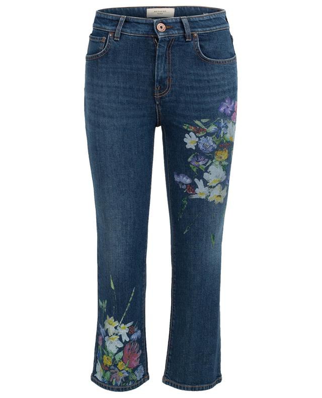 Roncolo cropped flare jeans WEEKEND MAXMARA