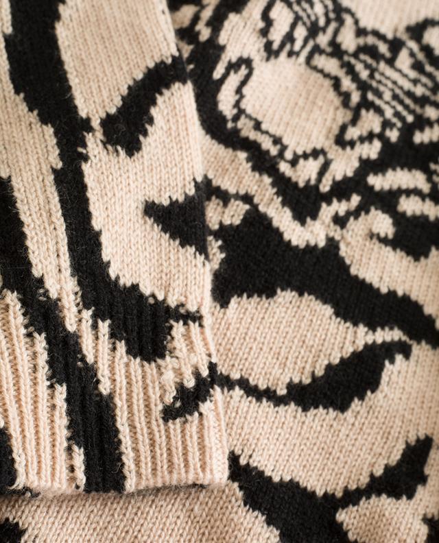 Tiger Re-Edition cashmere jumper VALENTINO