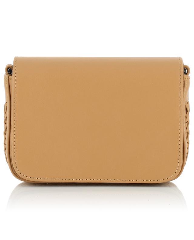 Mini-Tasche aus Leder Mini Box CALLISTA