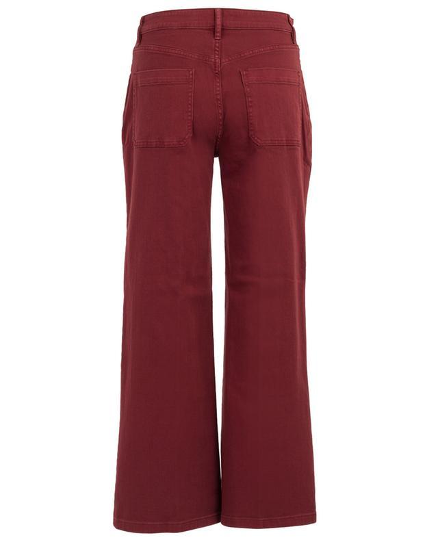 Wide-leg crop jeans VINCE