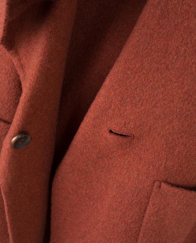 Manteau en laine mélangée Blanket VINCE