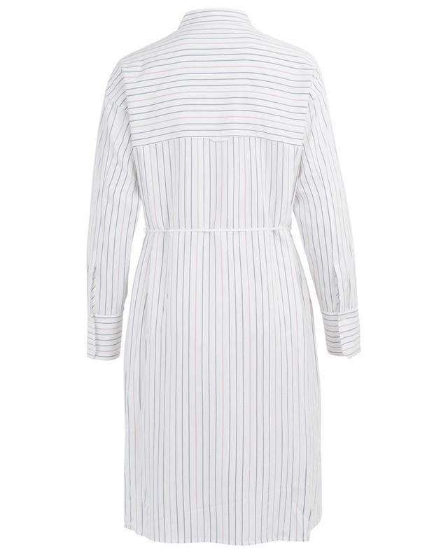 Robe chemise Bar Stripe VINCE