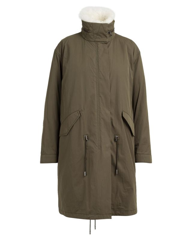 Parka with removable lining Y SALOMON ARMY