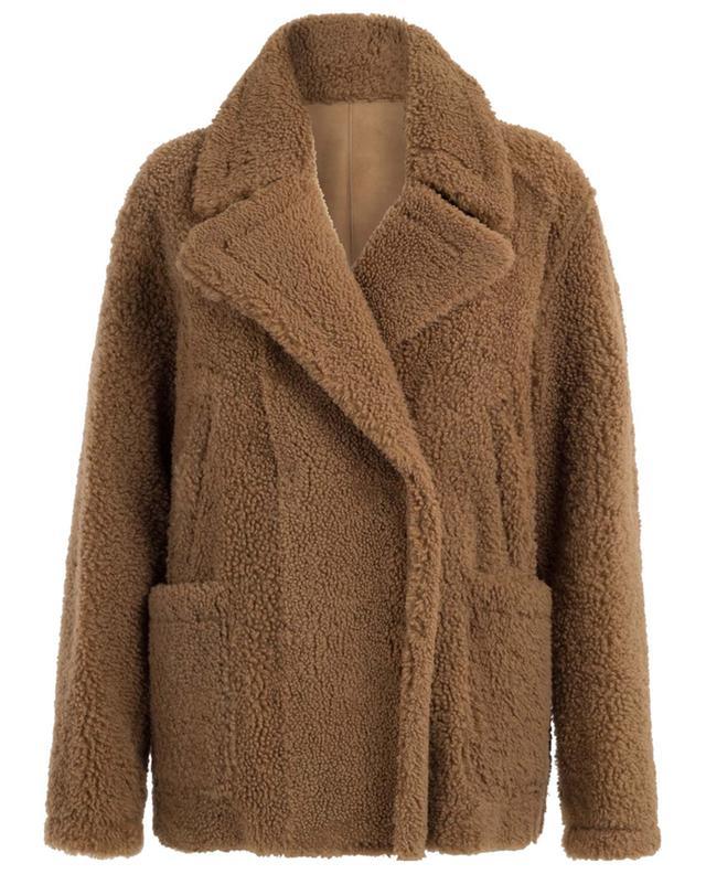 Lamb shearling coat YVES SALOMON