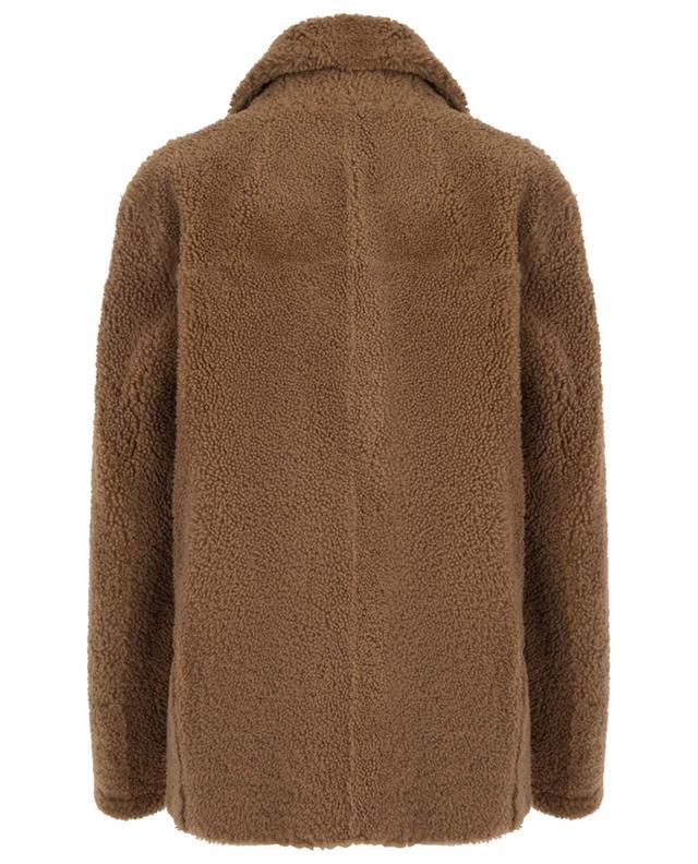 Mantel aus Lammfell YVES SALOMON